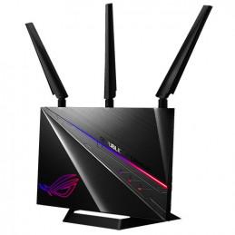 ASUS GT-AC2900 langaton reititin Gigabitti Ethernet Kaksitaajuus (2,4 GHz 5 GHz) Musta