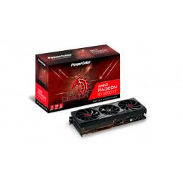 PowerColor Red Dragon AXRX 6800XT 16GBD6-3DHR OC näytönohjain AMD Radeon RX 6800 XT 16 GB GDDR6
