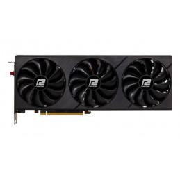 PowerColor AXRX 6800 16GBD6-3DH OC näytönohjain AMD Radeon RX 6800 16 GB GDDR6