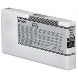 Epson T6538 mattamusta mustepatruuna (200 ml)