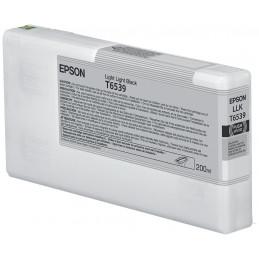 Epson T6539 erittäin vaalea musta mustepatruuna (200 ml)