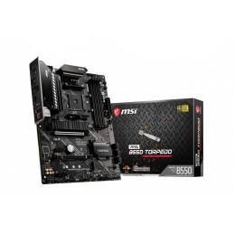 MSI MAG B550 TORPEDO emolevy AMD B550 Kanta AM4 ATX