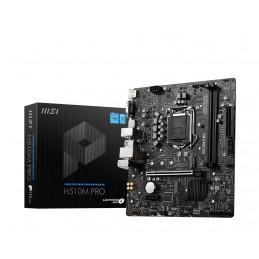 MSI H510M PRO Intel H510 LGA 1200 mikro ATX