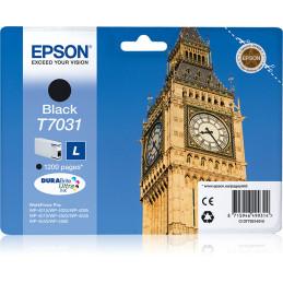Epson Big Ben WP4000- 4500-sarjojen mustepatruuna L musta 1,2k