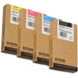 Epson Yksittäispakkaus, mattamusta T612800 220 ml