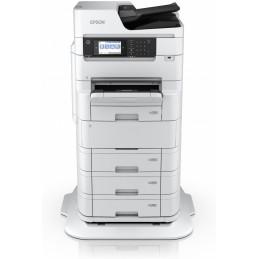 Epson WorkForce Pro WF-C879RDTWF Mustesuihku A3 4800 x 1200 DPI 35 ppm Wi-Fi