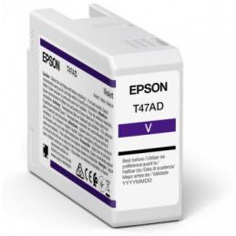 Epson T47AD UltraChrome Pro 1 kpl Alkuperäinen Violetti