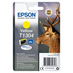 Epson Stag Yksittäispakkaus, keltainen T1304 DURABrite Ultra -muste