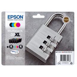 Epson Padlock Multipack 4-colours 35XL DURABrite Ultra Ink