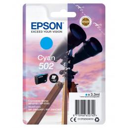 Epson Singlepack Cyan 502 Ink