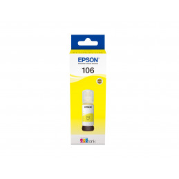 Epson 106 EcoTank Yellow ink bottle