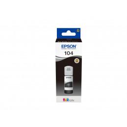Epson 104 EcoTank Black ink bottle