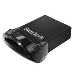 SanDisk Ultra Fit USB-muisti 16 GB USB A-tyyppi 3.2 Gen 1 (3.1 Gen 1) Musta