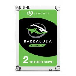 "Seagate Barracuda ST2000DM008 sisäinen kiintolevy 3.5"" 2000 GB Serial ATA III"