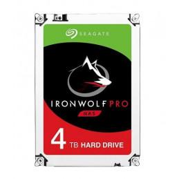 """Seagate IronWolf Pro ST4000NE001 sisäinen kiintolevy 3.5"""" 4000 GB Serial ATA III"""