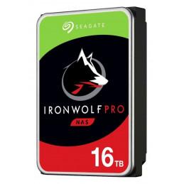 """Seagate IronWolf Pro ST16000NE000 sisäinen kiintolevy 3.5"""" 16000 GB Serial ATA III"""