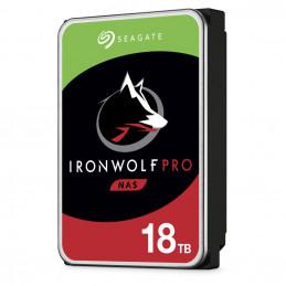 """Seagate IronWolf Pro ST18000NE000 sisäinen kiintolevy 3.5"""" 18000 GB Serial ATA III"""
