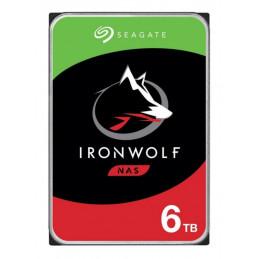 """Seagate IronWolf ST6000VN001 sisäinen kiintolevy 3.5"""" 6000 GB Serial ATA III"""