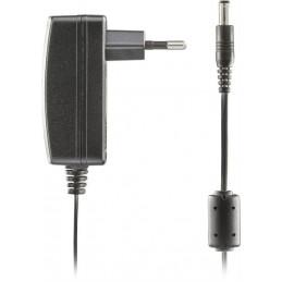 Deltaco PS12-10A virta-adapteri ja vaihtosuuntaaja Sisätila Musta