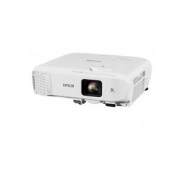 Epson EB-982W dataprojektori Kattoon Lattiaan kiinnitettävä projektori 4200 ANSI lumenia 3LCD WXGA (1280x800) Valkoinen