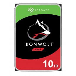 "Seagate NAS HDD IronWolf 3.5"" 10000 GB Serial ATA III"