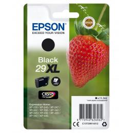 Epson Strawberry Singlepack Black 29XL Claria Home Ink
