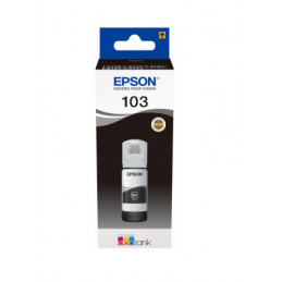 Epson 103 1 kpl Alkuperäinen Musta