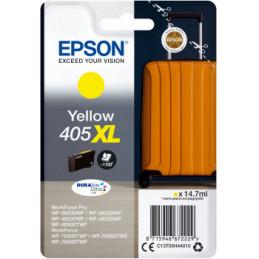 Epson 405XL DURABrite Ultra Ink 1 kpl Alkuperäinen Keltainen