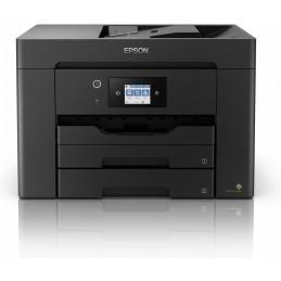 Epson WorkForce WF-7830DTWF Mustesuihku A3 4800 x 2400 DPI Wi-Fi