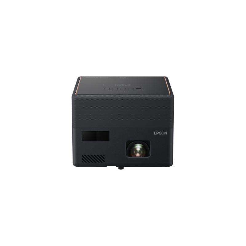 Epson EF-12 dataprojektori Pöytäprojektori 1000 ANSI lumenia 3LCD 1080p (1920x1080) Musta