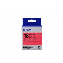Epson tarrakasetti pastelli - LK-5RBP pastelli musta pun. 18 9