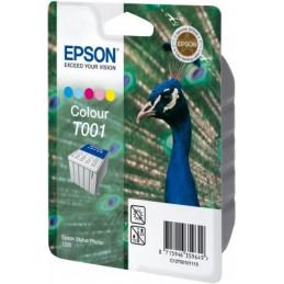 Epson Peacock Mustepatruuna väri T001