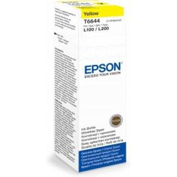 Epson T6644 1 kpl Alkuperäinen Keltainen