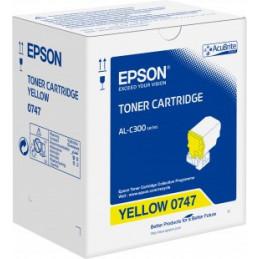 Epson Yellow Toner Cartridge 8.8k