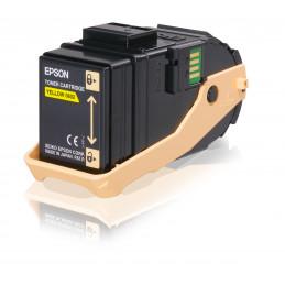 Epson AL-C9300N väriainekasetti keltainen 7,5k