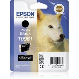 Epson Husky Yksittäispakkaus, valokuvamusta T0961