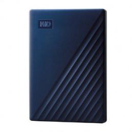 Western Digital My Passport for Mac ulkoinen kovalevy 5000 GB Sininen