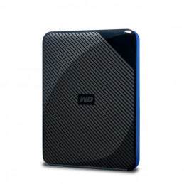 Western Digital WDBDFF0020BBK-WESN ulkoinen kovalevy 4000 GB Musta, Sininen