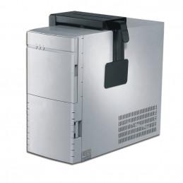 Newstar CPU-D100 Pöydälle asennettava keskusyksikköteline Musta