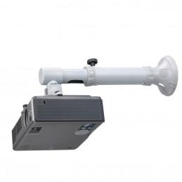 Newstar BEAMER-W050 projektorin kiinnike Seinä Hopea