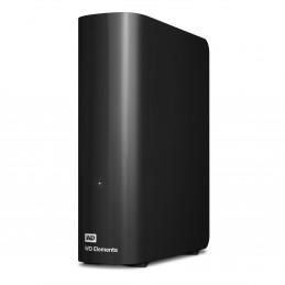 Western Digital WD Elements Desktop ulkoinen kovalevy 4000 GB Musta