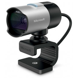 Microsoft LifeCam Studio verkkokamera 2 MP 1920 x 1080 pikseliä USB 2.0 Musta, Hopea