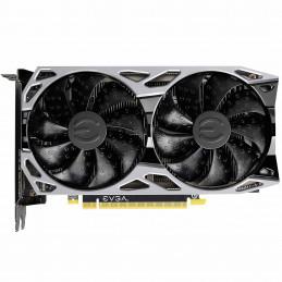 EVGA 06G-P4-1067-KR näytönohjain NVIDIA GeForce GTX 1660 6 GB GDDR5