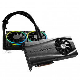 EVGA 10G-P5-3898-KR näytönohjain NVIDIA GeForce RTX 3080 10 GB GDDR6X