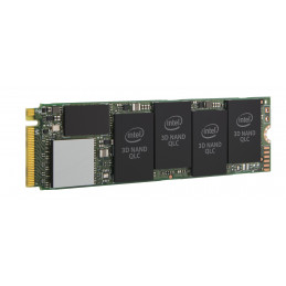 Intel Consumer SSDPEKNW512G8X1 SSD-massamuisti M.2 512 GB PCI Express 3.0 3D2 QLC NVMe