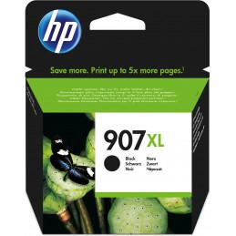 HP 907XL mustekasetti Alkuperäinen Korkea (XL) värintuotto Musta