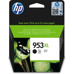 HP 953XL mustekasetti Alkuperäinen Korkea (XL) värintuotto Musta