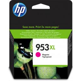 HP 953XL mustekasetti Alkuperäinen Korkea (XL) värintuotto Magenta