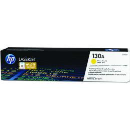 HP 130A värikasetti 1 kpl Alkuperäinen Keltainen