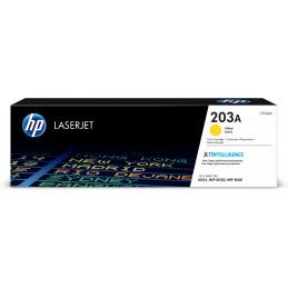 HP 203A värikasetti 1 kpl Alkuperäinen Keltainen